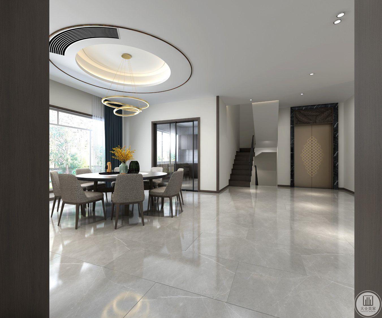 在设计上更加强 调功能,强调结构和形式的完整,更追求材料、技术、空间的表现深度与精确。用简约的手法进行室内创造,它更需要设计师具有较高的设计素养与实践经验。