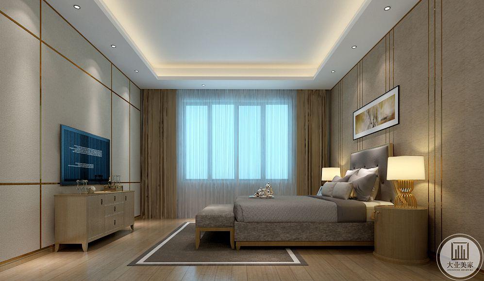 现代主义家居陈设简洁,多使用线条感强的家具以及精美的现代艺术品、工艺品或民间艺术品。地面色彩,可以采用淡雅的自然材质地面覆盖物,也常使用浅色调地毯或灰地毯。也可以使用一块色彩丰富,几何图形的装饰地毯来分隔大面积的地板。  用色彩的冲撞,诠释一种低调的腔调——随性、自我、随性、自我。自由而富有当代气息的空间设计,工业时代的装饰细节与个性且富有设计感的家具展现了设计师前沿的设计理念。