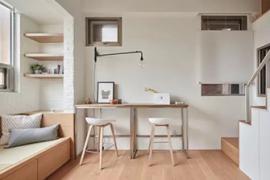 昆山装修设计:小户型装修该如何选择房屋装修配饰
