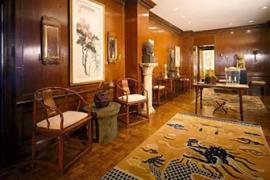 昆山家装设计:红木家具与地毯如何搭配?