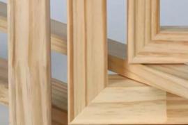 昆山家庭装修:这些画框木材背后有大学问