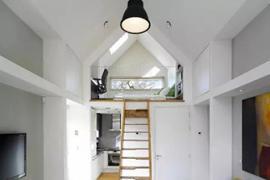 昆山装修设计:阁楼楼梯装修注意哪些问题